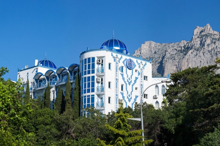 Отель 1001 ночь, Крым, Большая Ялта, Кореиз