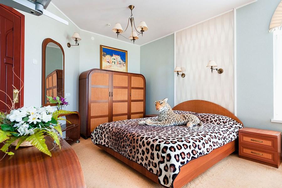 Делюкс двухместный отеля 1001 ночь