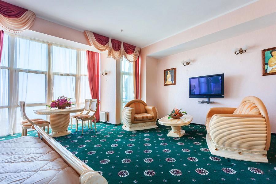 Сюит Шахрияр двухместный отеля 1001 ночь