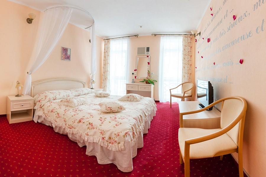 Сюит двухместный двухкомнатный отеля 1001 ночь