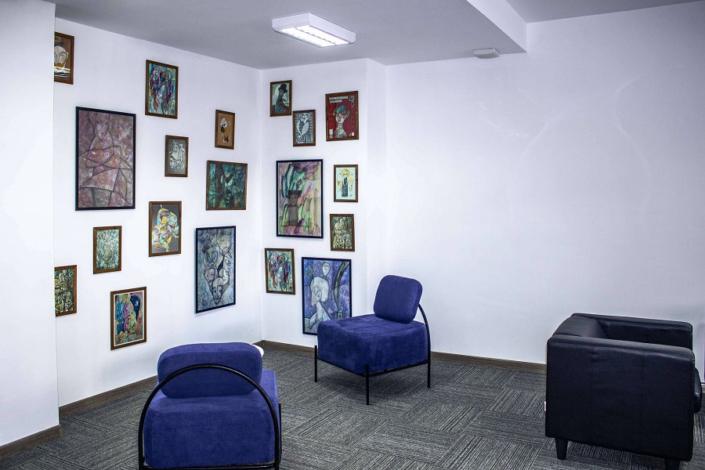 Конференц-комната отеля 28