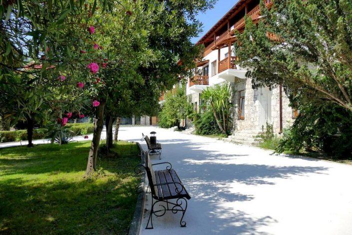 Приморский корпус отеля Абаата, Гагра, Абхазия