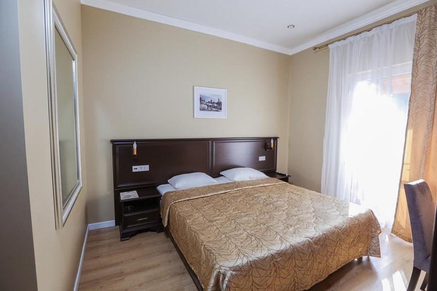 Стандартный номер в Приморском корпусе отеля Абаата