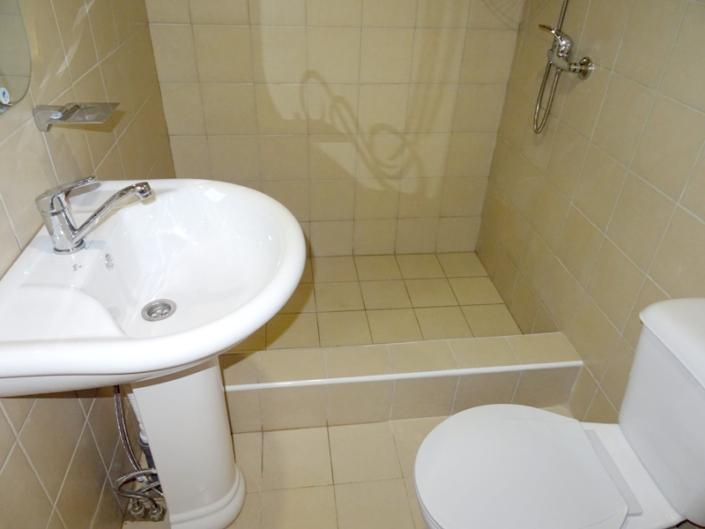 Туалетная комната в коттедже базы отдыха Абхазский двор