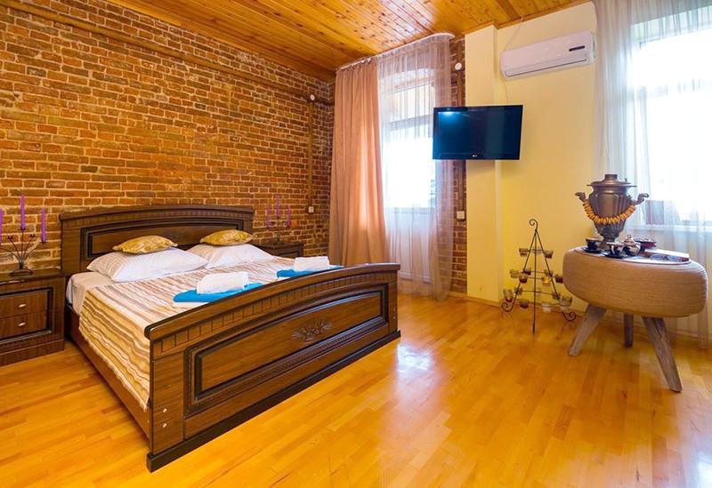 Комфорт двухместный гостиницы Абхазия