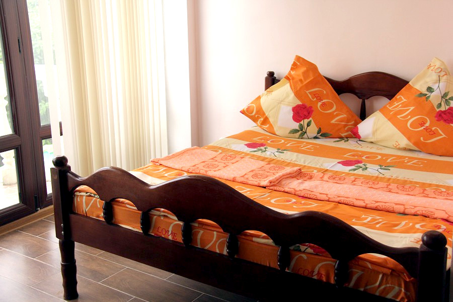 Номер в мини-гостинице Абхазия