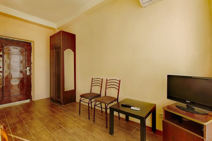 Стандартный двухместный номер мини-гостиницы Абхазия
