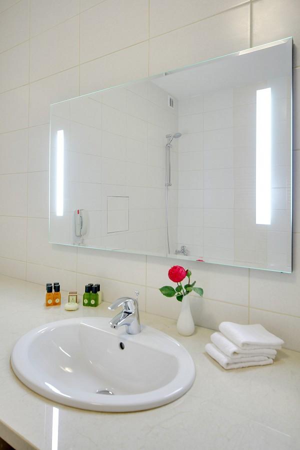 Ванная комната в номере Студия Adler Hotel & Spa