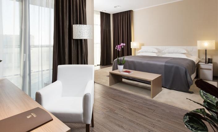 Представительские аппартаменты Adler Hotel & Spa