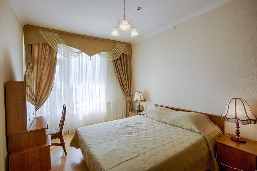 2-х местные 2-х комнатные Апартаменты, пансионат Коралл, Адлеркурорт