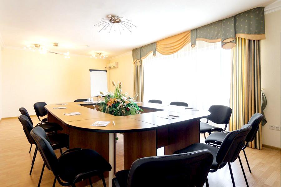 Малый конференц-зал, пансионат Коралл, Адлеркурорт