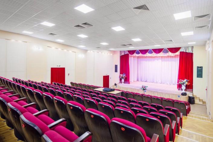 Киноконцертный зал, пансионат Коралл, Адлеркурорт