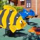Детская игровая площадка базы отдыха Афалина