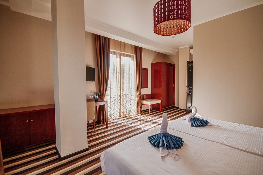 Улучшенный номер Afon Resort Hotel