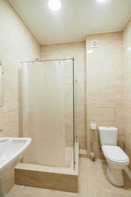 Туалетная комната номера Полулюкс Afon Resort Hotel