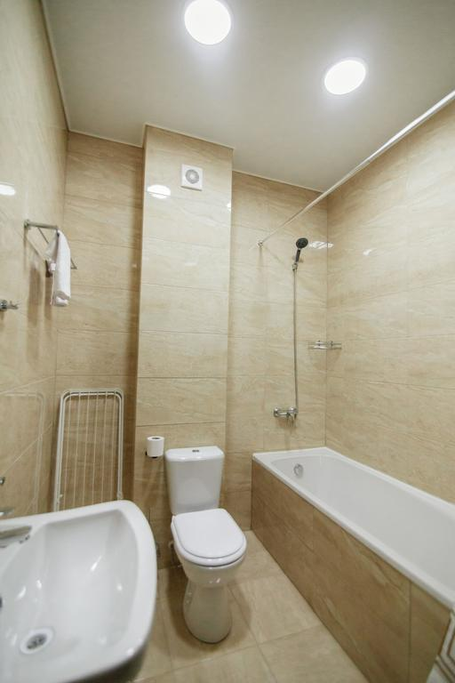 Туалетная комната номера Люкс Afon Resort Hotel
