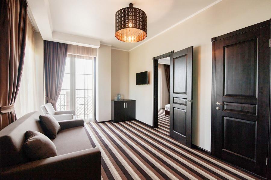 Семейный двухкомнатный номер Afon Resort Hotel