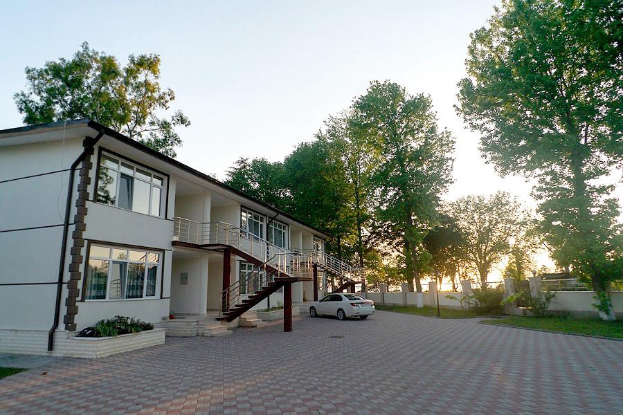 Гостевой дом Агудзера, Абхазия, Сухум, пос. Агудзера