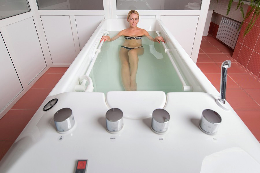 Водно-оздоровительный спа-центр санатория Ай-Даниль