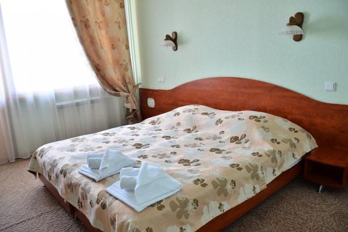 Джуниор Сюит двухместный двухкомнатный в Корпусе 11 санатория Ай-Петри