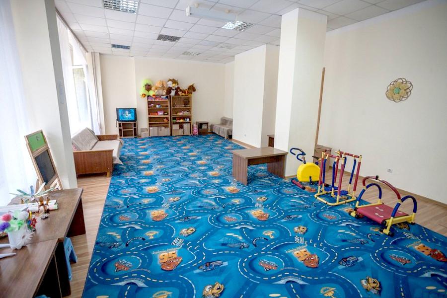 Детская комната санатория Ай-Петри