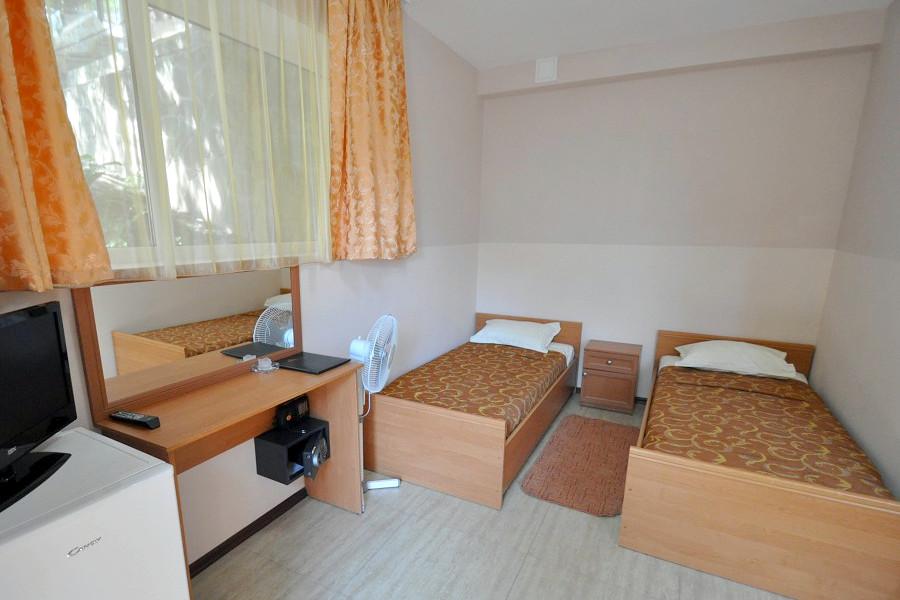 Стандарт Бюджетный двухместный в Корпусе 2 отеля Ай-Тодор