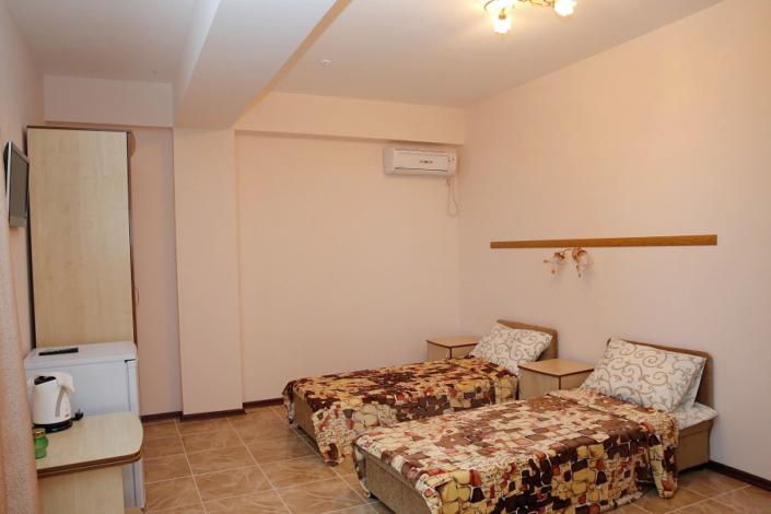 Стандарт двухместный в Корпусе 3 отеля Ай-Тодор