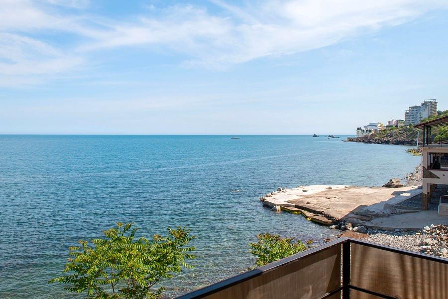 Балкон Полулюкс в Корпусе 2 отеля Ай-Тодор