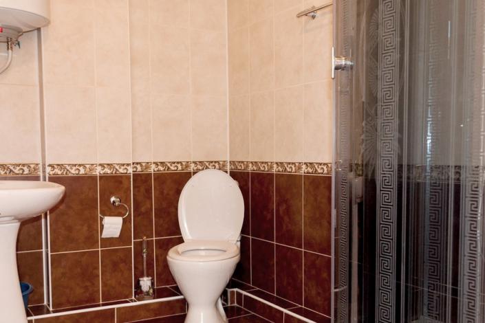 Туалетная комната номера Люкс в Корпусе 4 отеля Ай-Тодор