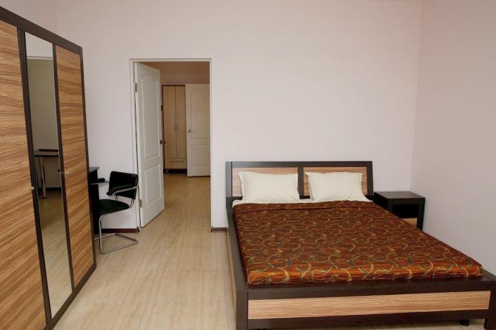 Люкс трехместный двухкомнатный в Корпусе 2 отеля Ай-Тодор
