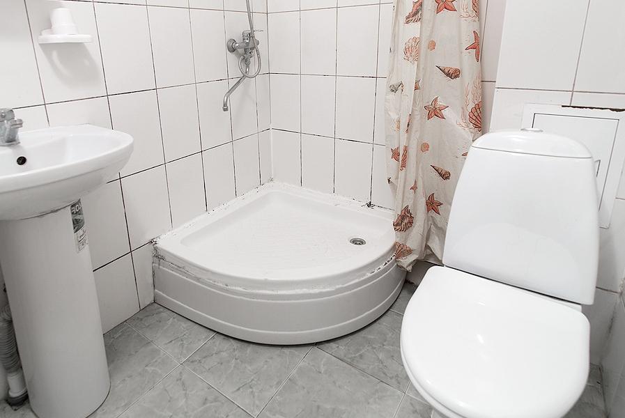 Туалетная комната в двухместном номере Корпуса №1