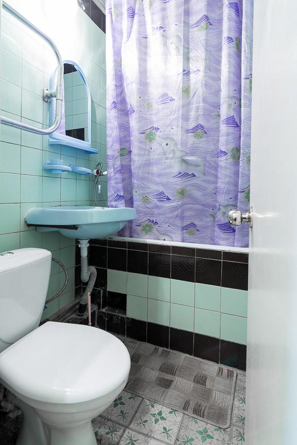 Туалетная комната в двухместном номере Корпуса №2