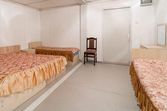 Четырехместный номер в Корпусе №3 Эконом пансионата Айтар