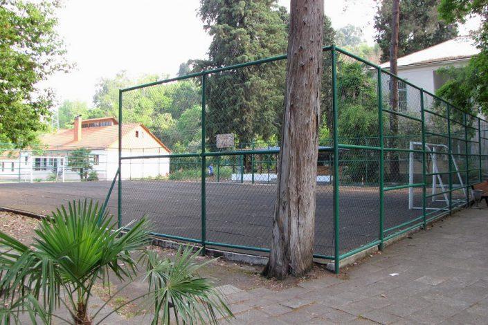 Спортивная площадка пансионата Айтар