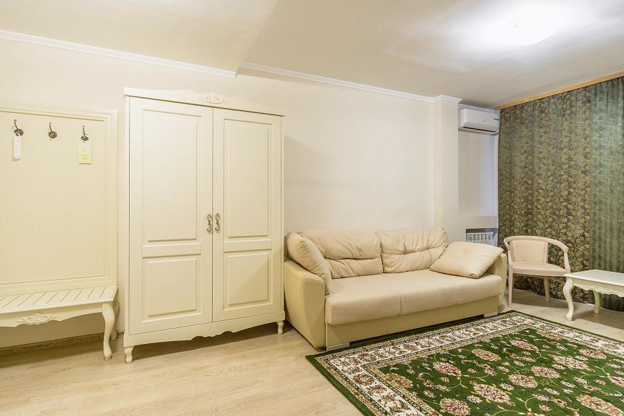 Люкс двухместный двухкомнатный санатория Айвазовское