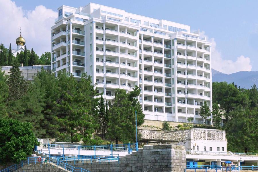 Корпус Чайка парк-отеля Актер