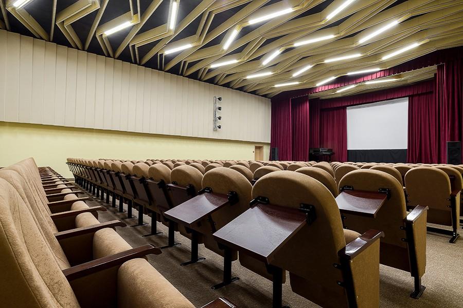 Киноконцертный зал санатория Актер, Сочи