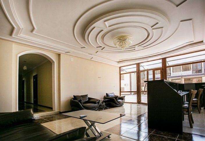 Холл и размещения Акуа Резорт Отель