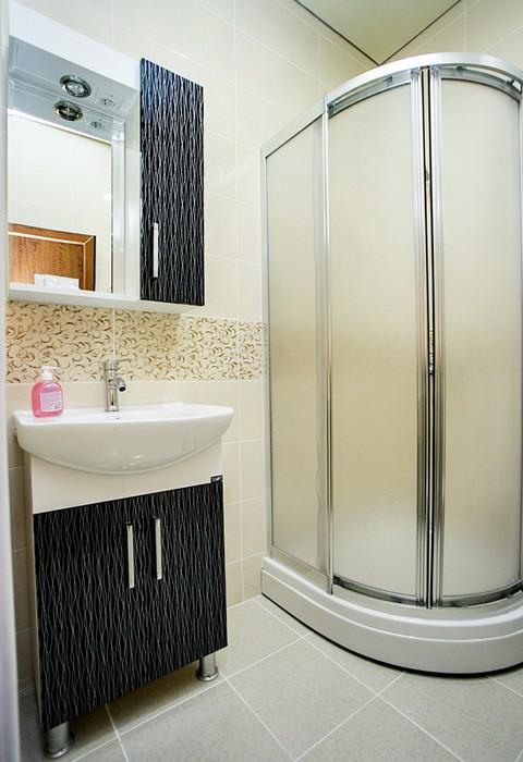 Туалетная комната номера Эконом двухместный Акуа Резорт Отель