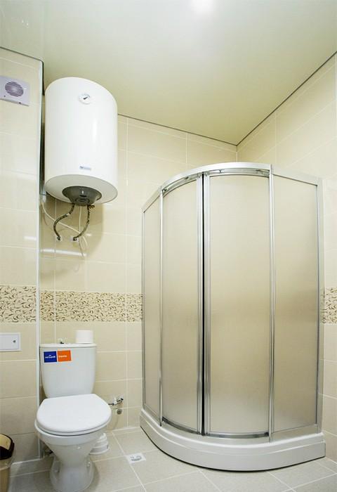Туалетная комната номера Стандарт двухместный Акуа Резорт Отель