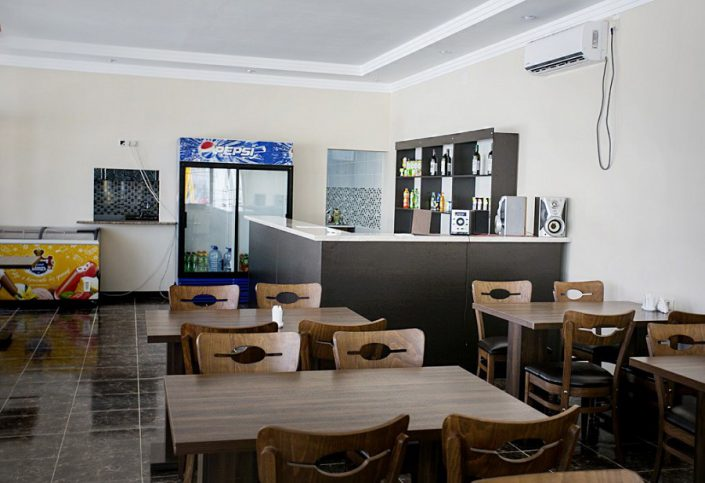 Кафе-столовая Акуа Резорт Отель