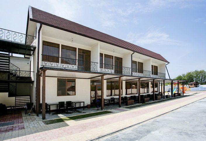 Летнее кафе Акуа Резорт Отель