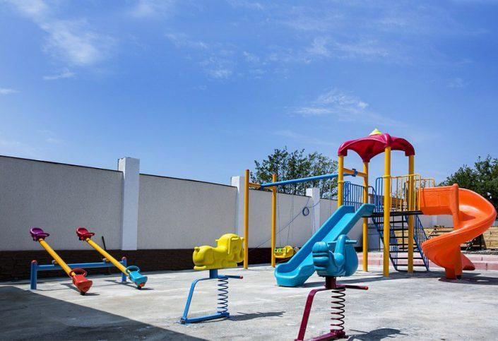 Детский игровой городок Акуа Резорт Отель