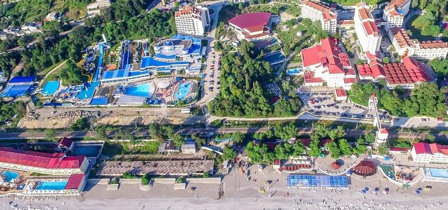 Санаторно-курортный комплекс АкваЛоо, Сочи