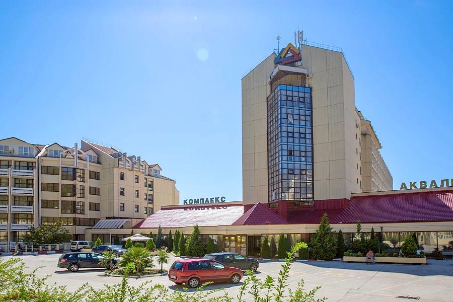 Корпус № 1 Лазурный санатория АкваЛоо