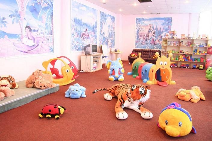 Детская комната санатория АкваЛоо