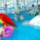 Крытый аквапарк санатория АкваЛоо