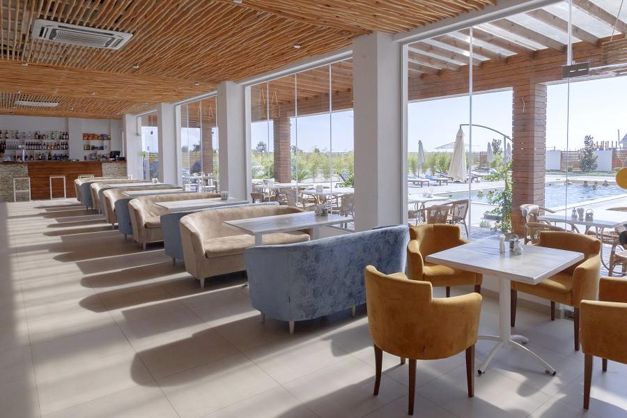 Ресторан отеля Аквамарин, Гагра