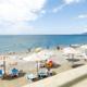 Пляж отеля Аквамарин, Гагра