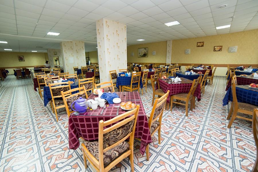 Столовая пансионата Аквамарин, Сочи, Хоста